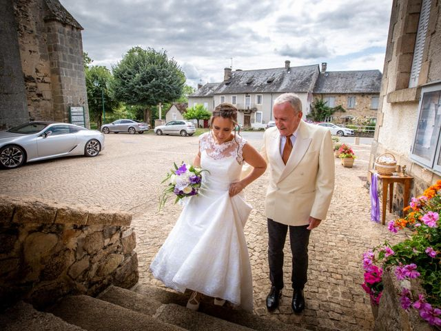 Le mariage de Loïc et Stéphanie à Saint-Salvadour, Corrèze 15