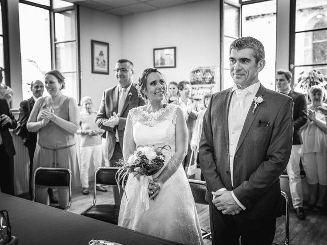 Le mariage de Loïc et Stéphanie à Saint-Salvadour, Corrèze 18