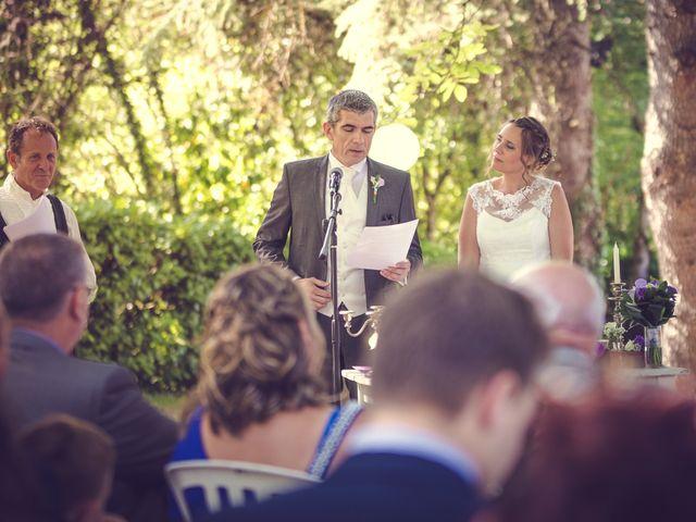 Le mariage de Loïc et Stéphanie à Saint-Salvadour, Corrèze 34