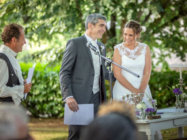 Le mariage de Loïc et Stéphanie à Saint-Salvadour, Corrèze 35