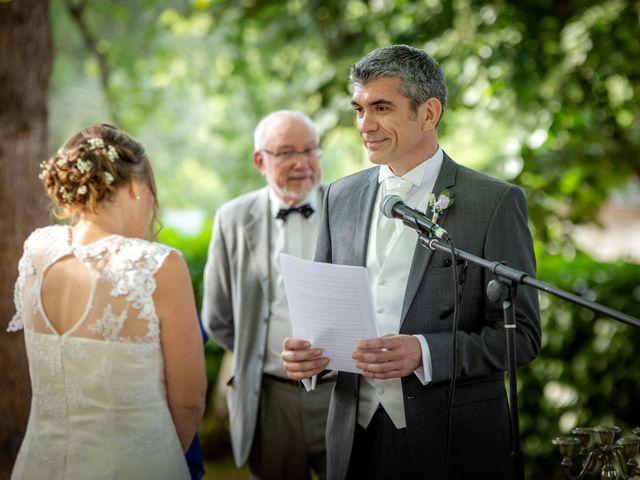 Le mariage de Loïc et Stéphanie à Saint-Salvadour, Corrèze 46