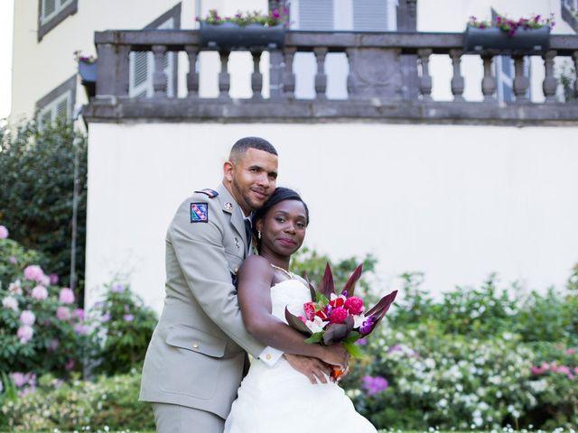 Le mariage de Christian et Fanny à Pont-du-Château, Puy-de-Dôme 6