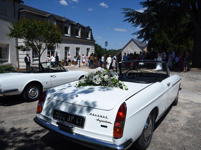 Le mariage de Patrice et Peggy à Muides-sur-Loire, Loir-et-Cher 5