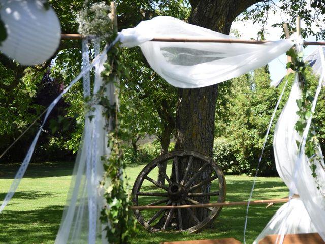 Le mariage de Patrice et Peggy à Muides-sur-Loire, Loir-et-Cher 13