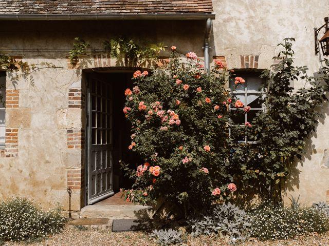 Le mariage de Florian et Odile à Nogent-le-Roi, Eure-et-Loir 4