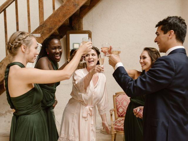 Le mariage de Florian et Odile à Nogent-le-Roi, Eure-et-Loir 17