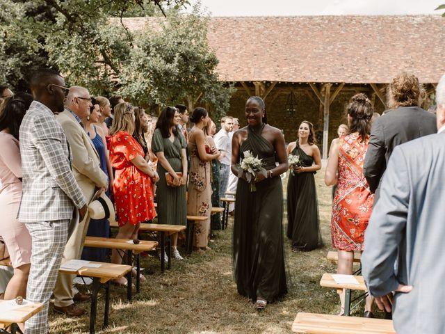 Le mariage de Florian et Odile à Nogent-le-Roi, Eure-et-Loir 20