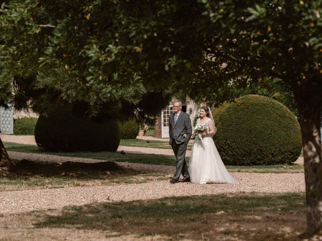 Le mariage de Florian et Odile à Nogent-le-Roi, Eure-et-Loir 21