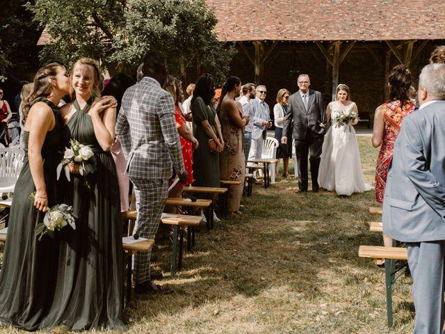 Le mariage de Florian et Odile à Nogent-le-Roi, Eure-et-Loir 22