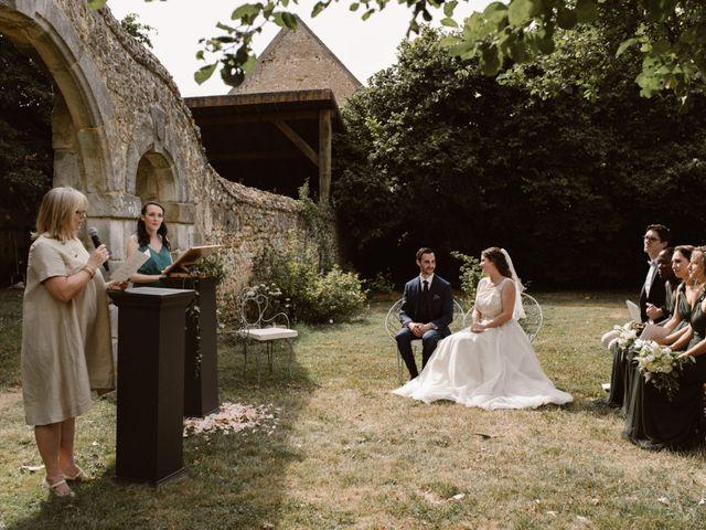 Le mariage de Florian et Odile à Nogent-le-Roi, Eure-et-Loir 23
