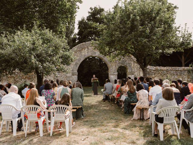 Le mariage de Florian et Odile à Nogent-le-Roi, Eure-et-Loir 24