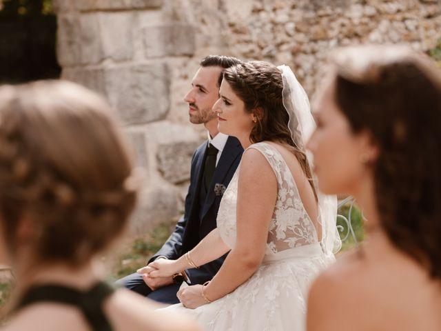 Le mariage de Florian et Odile à Nogent-le-Roi, Eure-et-Loir 25