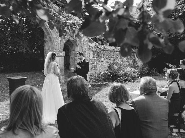 Le mariage de Florian et Odile à Nogent-le-Roi, Eure-et-Loir 27