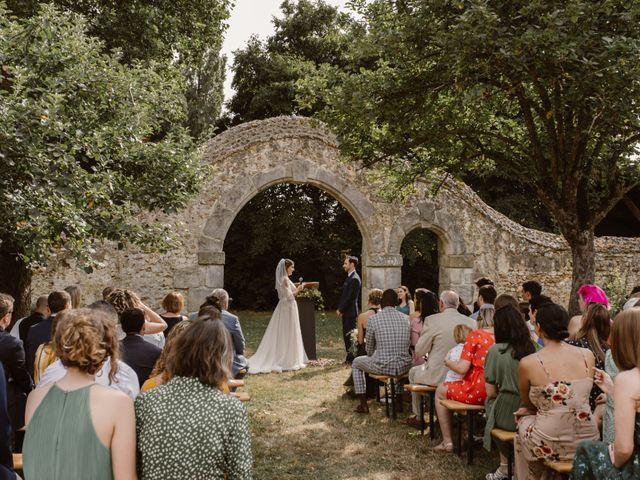 Le mariage de Florian et Odile à Nogent-le-Roi, Eure-et-Loir 30