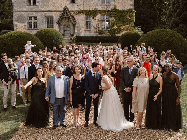 Le mariage de Florian et Odile à Nogent-le-Roi, Eure-et-Loir 34