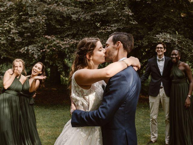 Le mariage de Florian et Odile à Nogent-le-Roi, Eure-et-Loir 36