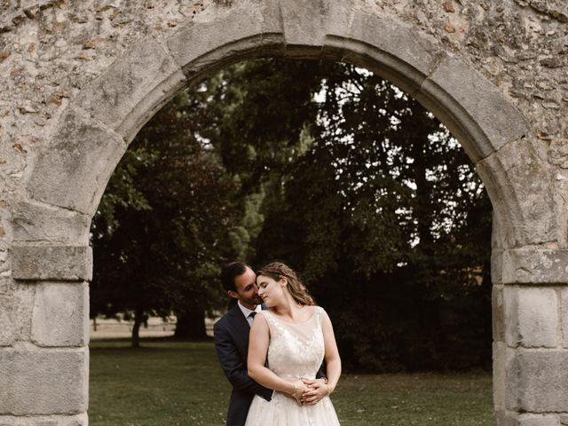 Le mariage de Florian et Odile à Nogent-le-Roi, Eure-et-Loir 45