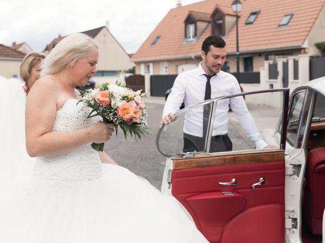 Le mariage de Loïc et Claire à La Chapelle-Gauthier, Seine-et-Marne 16