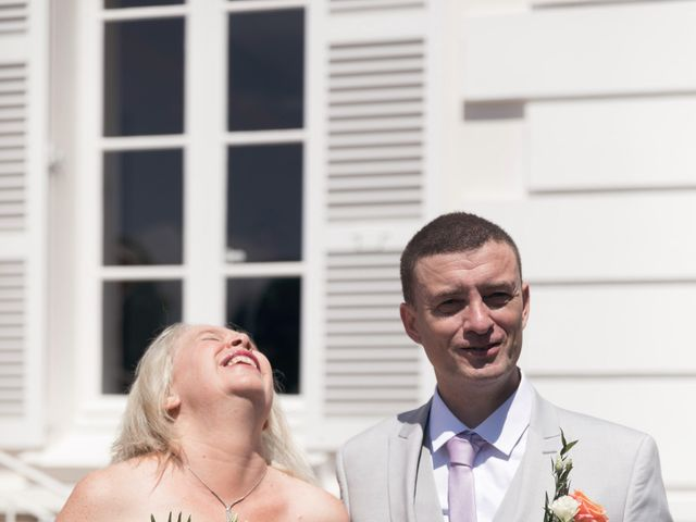 Le mariage de Loïc et Claire à La Chapelle-Gauthier, Seine-et-Marne 19