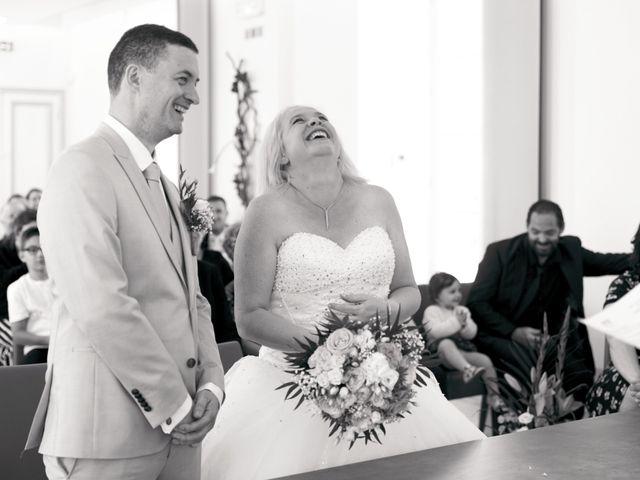 Le mariage de Loïc et Claire à La Chapelle-Gauthier, Seine-et-Marne 22