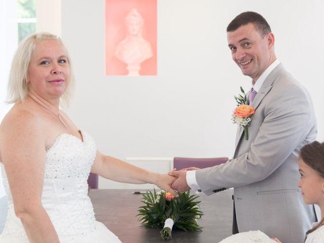 Le mariage de Loïc et Claire à La Chapelle-Gauthier, Seine-et-Marne 25