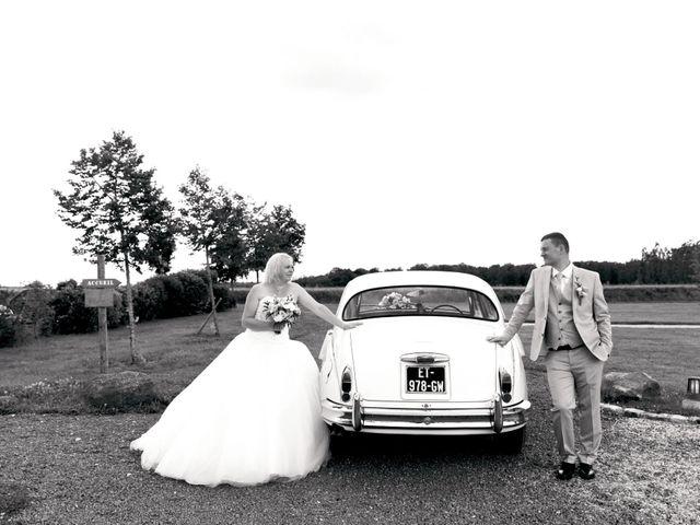 Le mariage de Loïc et Claire à La Chapelle-Gauthier, Seine-et-Marne 35