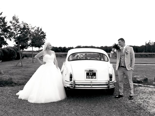 Le mariage de Loïc et Claire à La Chapelle-Gauthier, Seine-et-Marne 37