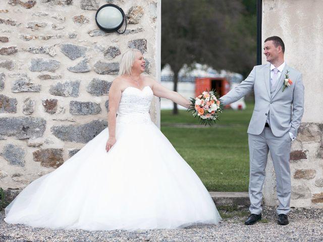 Le mariage de Loïc et Claire à La Chapelle-Gauthier, Seine-et-Marne 44