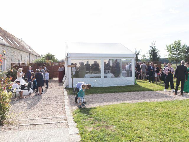 Le mariage de Loïc et Claire à La Chapelle-Gauthier, Seine-et-Marne 61