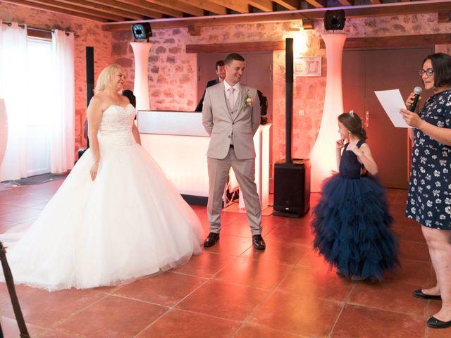 Le mariage de Loïc et Claire à La Chapelle-Gauthier, Seine-et-Marne 74