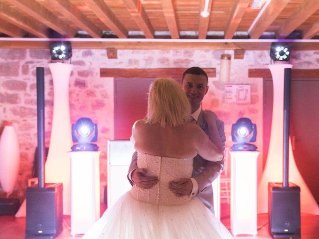 Le mariage de Loïc et Claire à La Chapelle-Gauthier, Seine-et-Marne 86