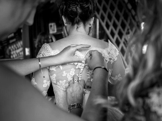 Le mariage de Rudy et Tiphaine à Tiffauges, Vendée 14
