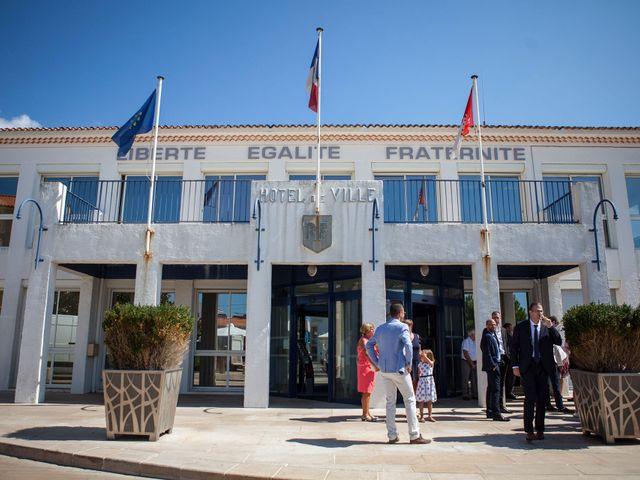 Le mariage de Rudy et Tiphaine à Tiffauges, Vendée 15