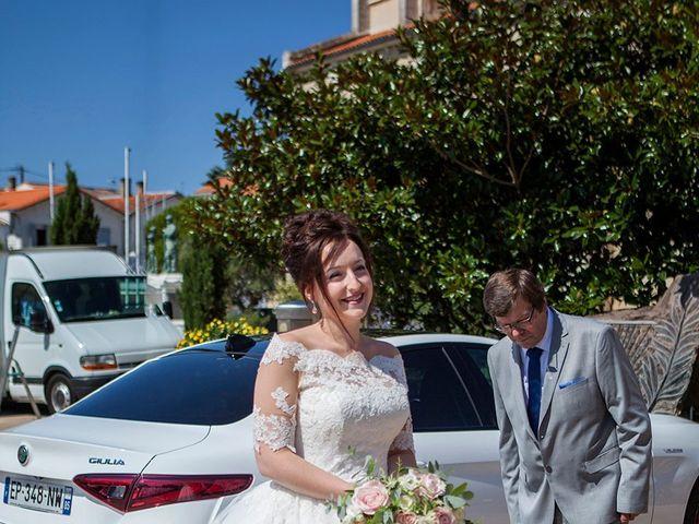 Le mariage de Rudy et Tiphaine à Tiffauges, Vendée 17