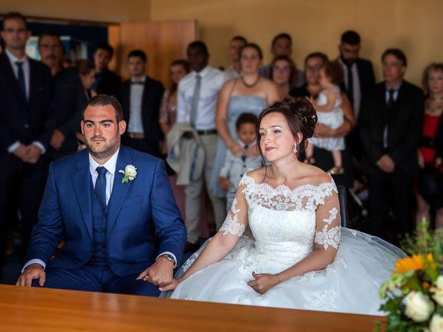 Le mariage de Rudy et Tiphaine à Tiffauges, Vendée 19