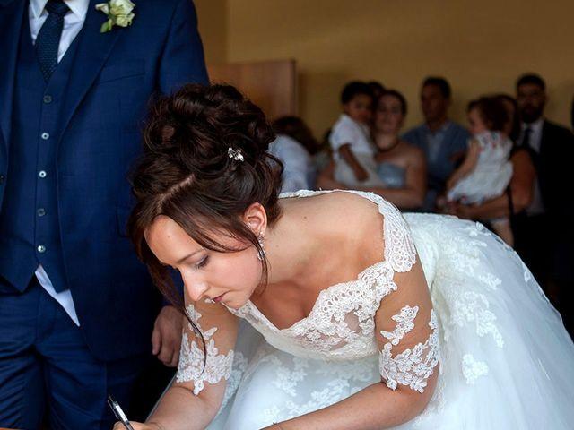 Le mariage de Rudy et Tiphaine à Tiffauges, Vendée 21