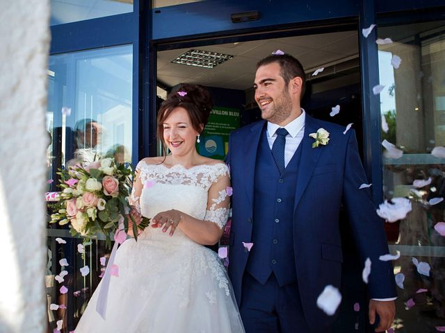 Le mariage de Rudy et Tiphaine à Tiffauges, Vendée 23