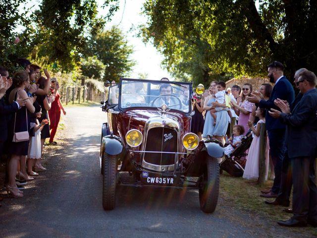 Le mariage de Rudy et Tiphaine à Tiffauges, Vendée 24