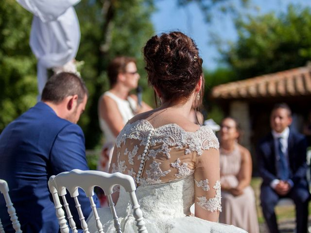 Le mariage de Rudy et Tiphaine à Tiffauges, Vendée 32