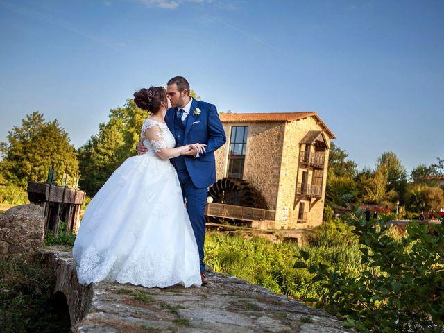 Le mariage de Rudy et Tiphaine à Tiffauges, Vendée 40