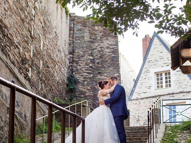 Le mariage de Rudy et Tiphaine à Tiffauges, Vendée 54
