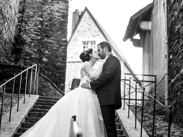 Le mariage de Rudy et Tiphaine à Tiffauges, Vendée 56