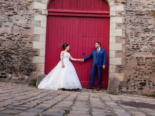Le mariage de Rudy et Tiphaine à Tiffauges, Vendée 57
