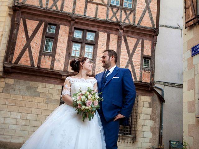 Le mariage de Rudy et Tiphaine à Tiffauges, Vendée 60