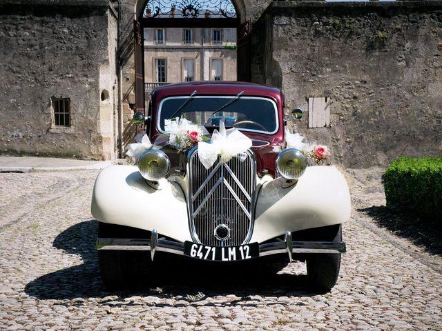 Le mariage de Romain et Elodie à Lodève, Hérault 2