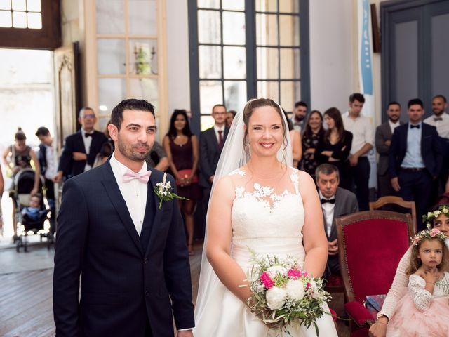 Le mariage de Romain et Elodie à Lodève, Hérault 3