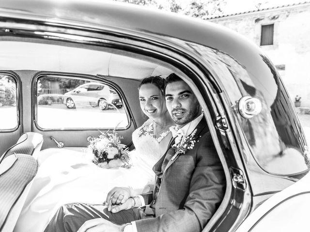 Le mariage de Romain et Elodie à Lodève, Hérault 6