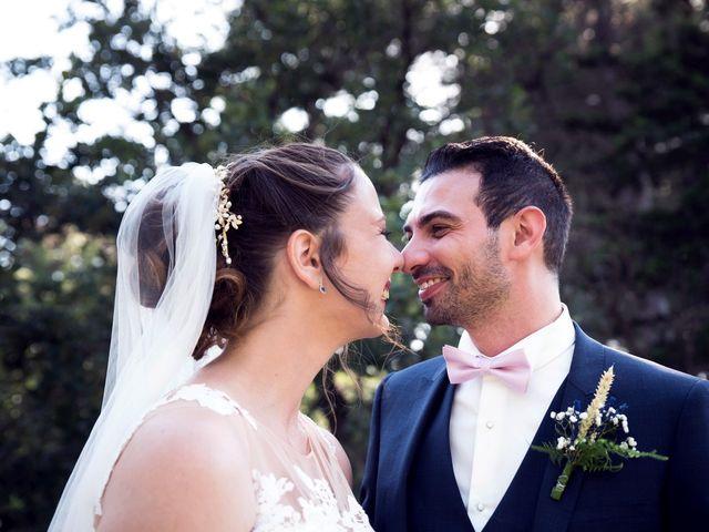Le mariage de Romain et Elodie à Lodève, Hérault 11