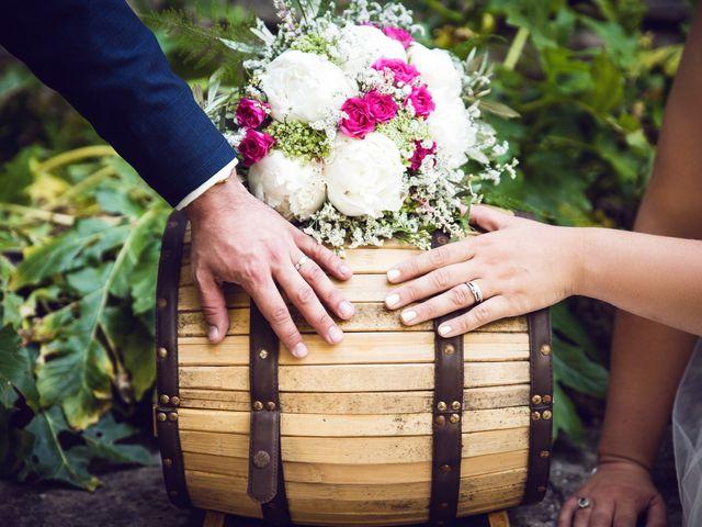 Le mariage de Romain et Elodie à Lodève, Hérault 14
