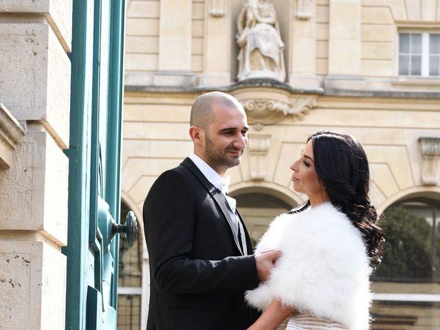 Le mariage de Lionel et Léna à Boulogne-Billancourt, Hauts-de-Seine 7